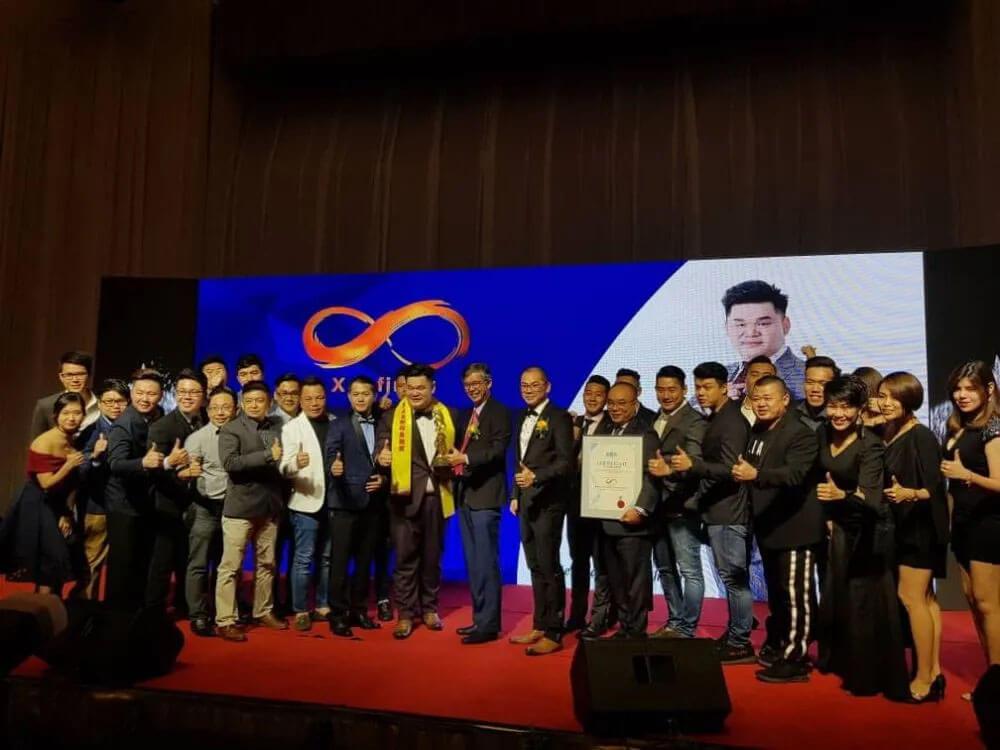 xinfinity-news-best-e-commerce-fintech-award-2018